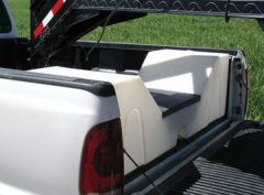 63 Gallon Truck Bed High Country Plastic Water Caddy